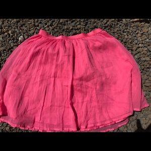 Gap xl(12) polyester skirt